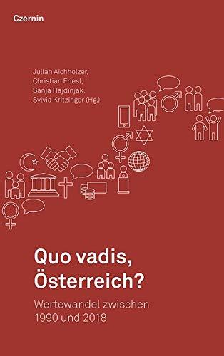 Quo vadis, Österreich?: Wertewandel zwischen 1990 und 2018