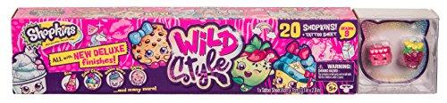 Shopkins Season 9 Wild Style - Mega Pack