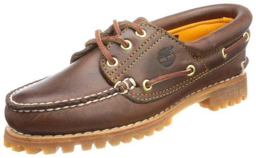 Timberland Timberland Damen Heritage Noreen 3-Eye Bootsschuhe, Braun (Brown Smooth), 38 EU