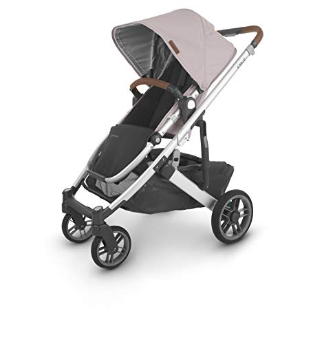 UPPAbaby Cruz V2 Stroller - Alice (Dusty Pink/Silver/Saddle Leather)