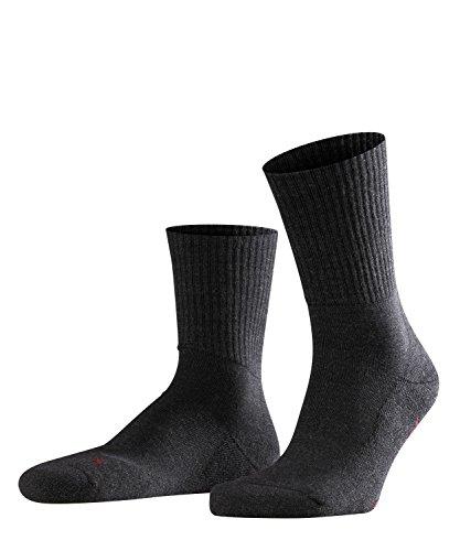 FALKE Unisex Socken, Walkie Light U SO-16486, Grau (Anthracite Melange 3080), 39-41