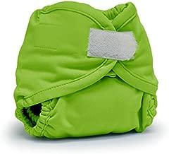 Rumparooz Newborn Cloth Diaper Cover Aplix, Tadpole