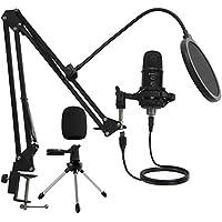 Mirfak USB Microphone Professional Kit