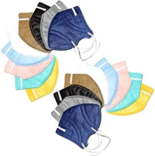 (Pack of 18 ) VE-MARUSH N95 5 Layer Nonwoven Fabric Face Mask, Reusable, Washable CE and ISO Certified to Protect Mouth Dr...