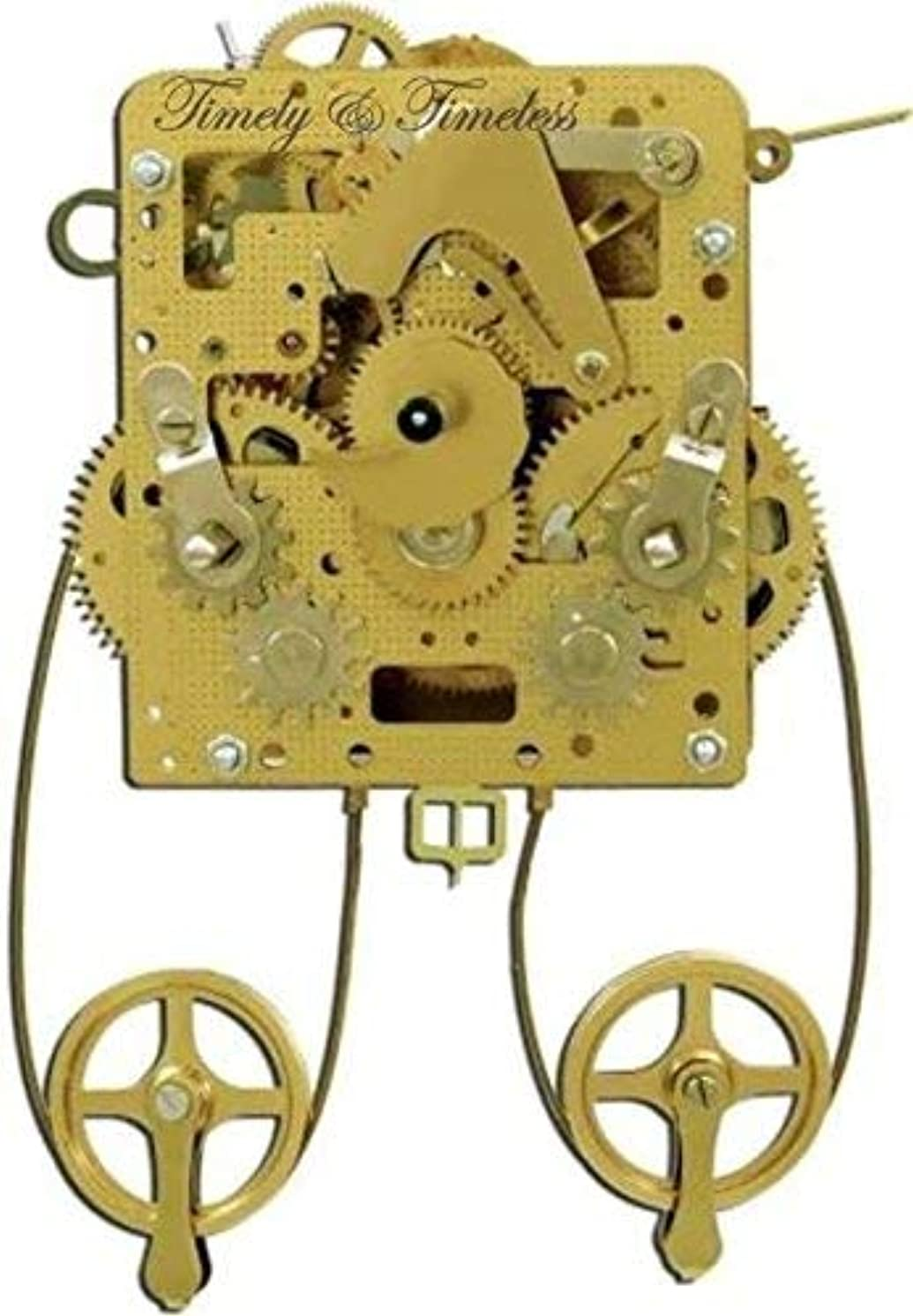 Qwirly Store: Hermle Clock Movement 241-840 Gearing 75, 85 or 94 cm (94cm)