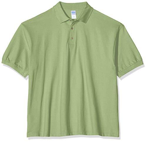 Gildan Mens Ultra Cotton Pique Polo Shirt (XL) (Kiwi)