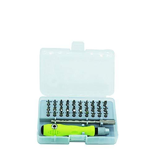 LanGuShi LGJ313 32 en 1 Destornillador de Destornillador Multifunción Ordenador Líquido Teléfono Reparación Top Kit Top Multifunción