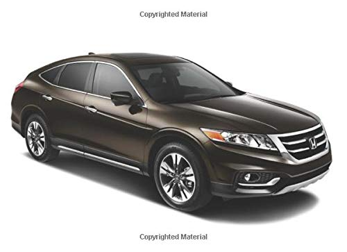 Honda Crosstour: 120 pages with 20 lines you can use as a journal or a notebook .8.25 by 6 inches.