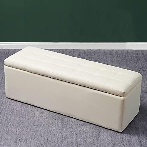 banco tapizado para dormitorio de la marca BB&UU