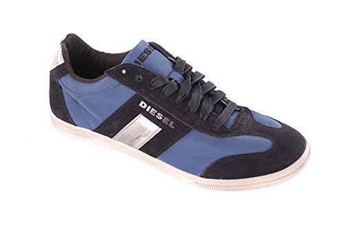 Diesel Zapatos Deportivos Happy Hours Vintagy Lounge (EUR 40, Anthracite/Dark Blue)