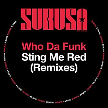 Sting Me Red (Remixes)