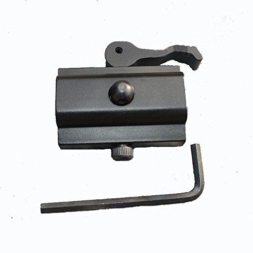 LVLing Quick Detach Cam Lock QD Bipod Adapter for Picatinny Weaver Rails