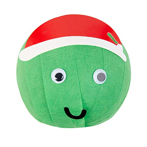 Talking Tables Sprout Wonderball - Pass the Parcel Christmas Game for Kids- PLASTIC FREE