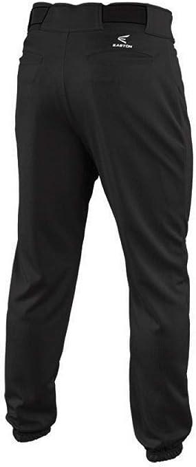 Kordelzug am Bund Easton Youth Pro Baseball-Softball-Hose zum Hochziehen Jugendgr/ö/ße elastische /Öffnung unten Schlaghandschuh-Ges/ä/ßtasche 2020 100/% Polyester