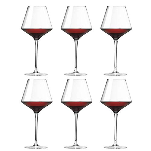 Cristal Premium - Cata de vinos Globos de vino de cristal, vidrio de vinos blancos rojos grandes y de plomo, cristal libre de plomo, degustación de vinos profesionales, cristal premium libre de plomo
