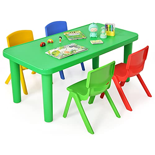 TITLE_Costzon Kids Table and Chair Set