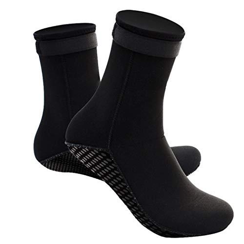 Fascigirl Calcetín De Neopreno Calcetín De Buceo Calcetín De Natacion Antideslizante Secado Rápido Zapatos De Agua Calcetín De Deportes Acuáticos Para Snorkel