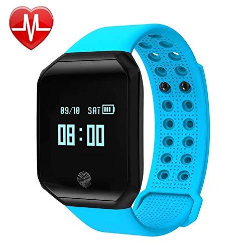 DBSCD Fitness Tracker , Multi-Sports-Funktion wasserdichte Uhr Pulsuhr Blutdrucküberwachung Schlafüberwachung Bluetooth Smart WristbandAndroid/iOS