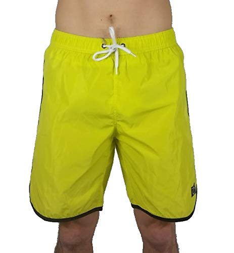 Tom Caruso Boardshorts Mare Beach Tennis Cap D'antibes, gelb, XL