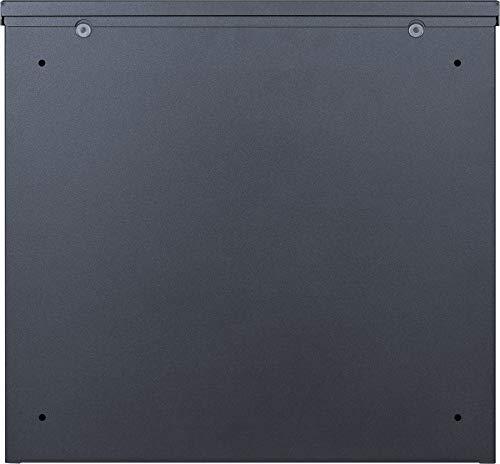 Briefkasten MOCAVI Box 101 anthrazitgrau (RAL 7016)/grau 12 Liter Wandbriefkasten - 4