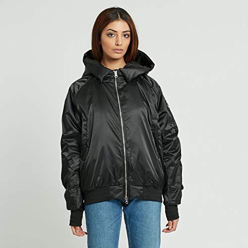 adidas Bomber Jacket Chaqueta, Mujer, Negro, 38