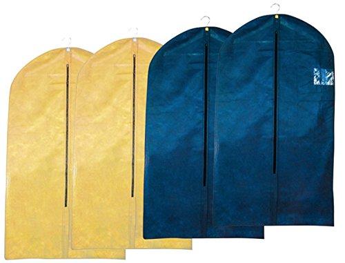 ReiTrade , Porta abiti  blau/schwarz/beige/sandfarben 105 x 60 cm