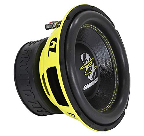 Ground Zero GZRW 10XSPL - 25cm Subwoofer