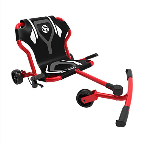 EzyRoller New Pro-X Ride On Toy for Kids and Adults - Red