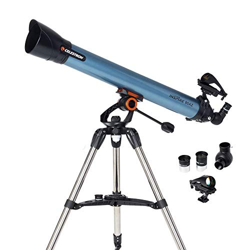 Product Image of the Celestron Inspire 80AZ