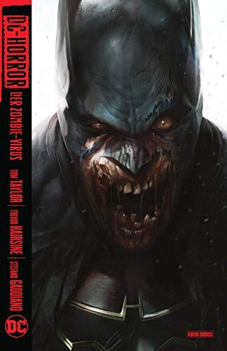 DC-Horror: Der Zombie-Virus: Bd. 1