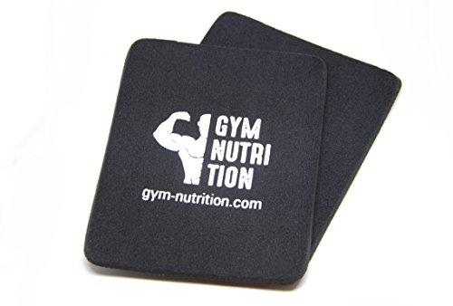 Gym Nutrition® — Fitness Pads - Griffpolster - Mehr Grip Und Sicherheit Im Training In hoher Qualität Made in EU