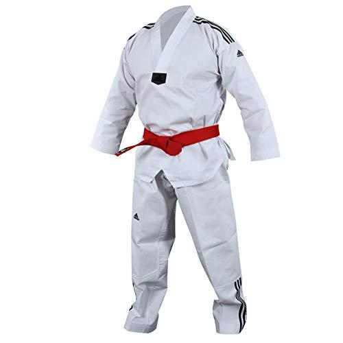 Adidas - Dobok de entrenamiento blanco blanco Talla:160