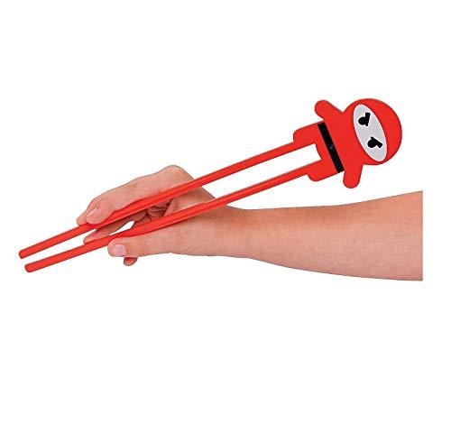 Fun Express Plastic Ninja Chopsticks (24 Pack)