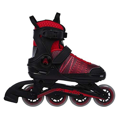 Firefly Inline-Skate ILS 610 B, Black/red,37