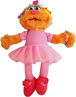 Sesame Street 0806569Plush Figure Sina, 35cm