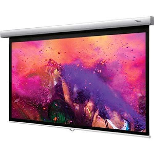 Optoma DS-9106MGA 106' 16:9 Color Blanco Pantalla de proyección - Pantalla para proyector (13,4 kg, 2554 x 112 x 86 mm, Color Blanco, Aluminio, 2700 mm, 174 mm)