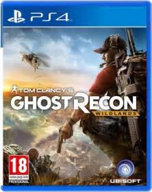 Tom Clancy's Ghost Recon Wildlands (PS4) (Original Version)