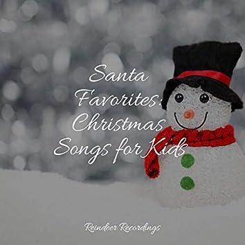 Santa Favorites: Christmas Songs for Kids