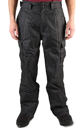 Two Bare Feet Blizzard Pantalon de Ski pour Homme XL Noir