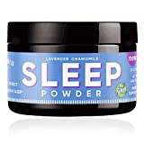 Sleep Powder - Natural Sleep Aid | Extra Strength | Insomnia Relief, Anti Anxiety & Stress Supplement for Adults (25 Servings) L-Theanine, GABA, Melatonin, Chamomile & Valerian Root Health Tea - 4oz