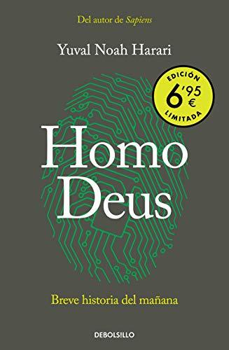 Homo Deus (edición limitada a precio especial): Breve historia del mañana (CAMPAÑAS)