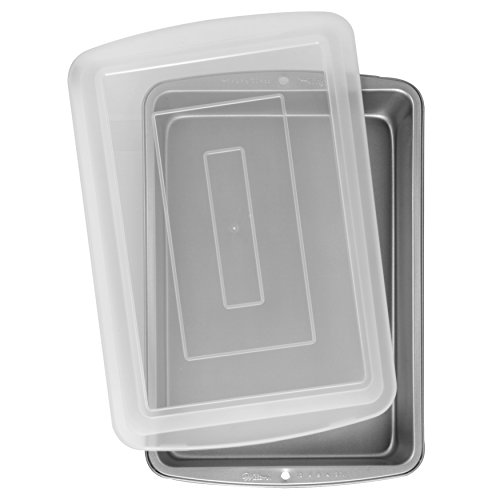9 x 13-Inch Cake Pan with Lid