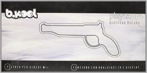 B.kool playzapp - Pistola para Wii