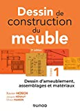 Dessin de construction du meuble - Tome...