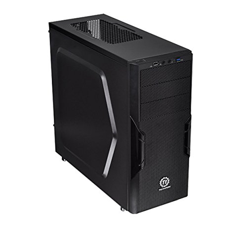 Thermaltake Versa H22 Midi-Tower Front Top Panel PC-Gehäuse USB 3.0 schwarz