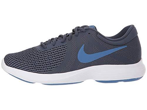Nike Women's WMNS Revolution 4 Obsidn/Moutbl Shoes-9.5 7 UK/India 41 EU9.5 US (908999-403)