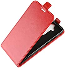 Flip Cases - for 8.1 WIERSS Flip Leather Case for 8.1 for X7 for 7.1 Retro Wallet Case Leather Cover Cases> (R6S RD for Nokia X7)