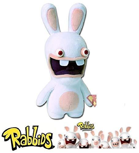 Vendopolis Peluche Rayman Raving Rabbids Show Time 22 cm Original (Modelo 2)