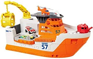 Matchbox Car-Go Commander Shark Ship, Inspires creative and imaginative play
