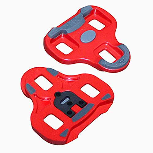 CALE PEDALE LOOK KEO GRIP ROUGE 9°(PAIRE)